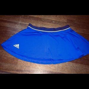 Women's Adidas climalite response tennis skirt